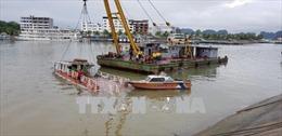 Chìm tàu du lịch tại Tuần Châu nhưng khách được di dời kịp thời