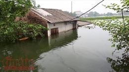 Cơ sở hạ tầng lấn sông, làm giảm khả năng thoát lũ của sông Bùi ở Chương Mỹ