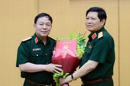 Quy định cấp bậc quân hàm cao nhất tại đơn vị thành lập mới thuộc Bộ Quốc phòng