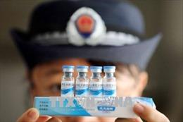 Ấn Độ cấm nhập khẩu vaccine của công ty Trung Quốc
