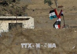 Các lực lượng Iran rút khỏi Cao nguyên Golan