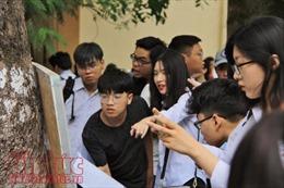 Điểm trúng tuyển vào các trường ĐH Quốc gia TP Hồ Chí Minh giảm từ 1-3 điểm
