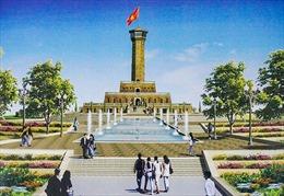 Đẩy nhanh tiến độ công trình biểu tượng Cột cờ Hà Nội đặt tại Mũi Cà Mau