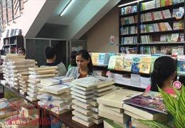 Hàng Việt lấn át thị trường mùa khai giảng tại TP Hồ Chí Minh
