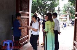 Bài 3: Mang đến hình ảnh Hà Nội thân thiện, mến khách