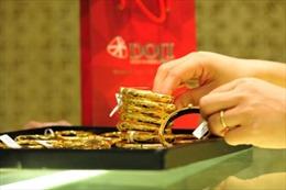 Đầu tuần thị trường vàng trong nước khởi sắc