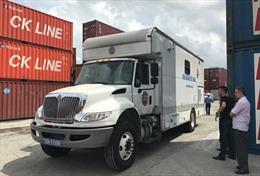 Chặn container phế liệu 'vô chủ' vào cảng Hải Phòng