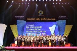 Thương hiệu Quốc gia góp phần cải thiện vị thế thương hiệu Việt Nam