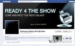 Hài hước những trò đùa ăn theo cú lừa '4000 Galaxy S IV'