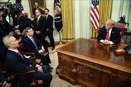 Mỹ - Trung quyết tâm đạt thỏa thuận thương mại trước ngày 1/3