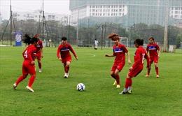 Vòng loại thứ hai giải bóng đá U19 nữ châu Á 2019: U19 nữ Việt Nam gặp Hàn Quốc, Iran và Li-Băng