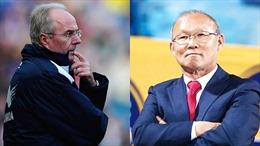 Park Hang-seo vs Sven-Goran Eriksson: Chạm trán ở World Cup, giờ là AFF Cup