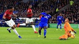 Điểm nhấn Cardiff 1 - 5 M.U: Pogba đích thực trở lại, Ole Gunnar Solskjaer siêu tấn công