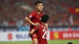 Việt Nam áp đảo trong đội hình tiêu biểu vòng bán kết AFF Cup