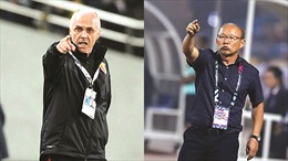 Chờ 'đại chiến' của 2 ông thầy World Cup