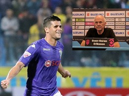 Bán kết AFF Cup 2018: Việt Nam coi chừng 'điệp viên' Alvaro Silva!