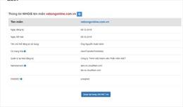 AFF Suzuki Cup 2018: Cảnh báo website bán vé bóng đá online giả mạo
