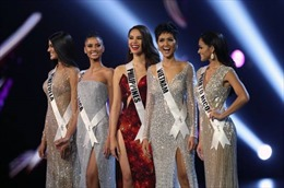 Cấp phép tổ chức cuộc thi Hoa hậu Hoàn vũ Việt Nam 2019