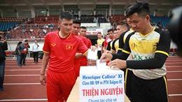 'Tuyển Việt Nam không vô địch thì hơi phí'