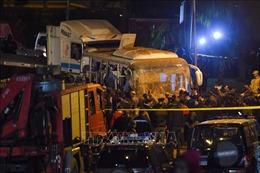 Bộ VHTTDL chỉ đạo phối hợp xử lý vụ du khách bị đánh bom ở Ai Cập