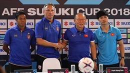 Ông Park là người châu Á duy nhất trong 4 HLV ngoại để lại dấu ấn ở AFF Cup 2018
