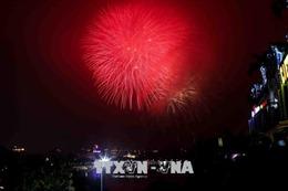 TP Hồ Chí Minh bắn pháo hoa tại 3 điểm dịp nghỉ lễ 30/4