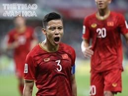 Video Quế Ngọc Hải sút thành công quả phạt 11m, nâng tỉ số lên 2-0 cho Việt Nam