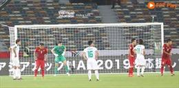 Việt Nam 2-3 Iraq: Thủ thành Văn Lâm không có lỗi ở bàn thua đá phạt phút cuối