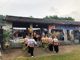 'Xuân sum họp' tại Làng Văn hóa Du lịch các dân tộc Việt Nam