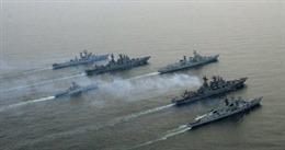 Nhận định Mỹ chuẩn bị đánh Syria, 17 tàu chiến Nga cấp tập vào Địa Trung Hải