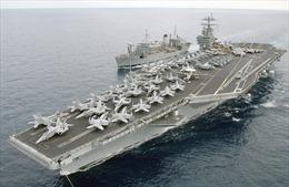 Phòng không Syria báo động cao nhất khi Mỹ tập hợp tên lửa hành trình tới Trung Đông