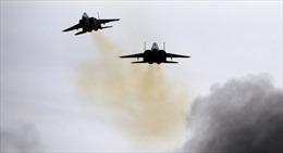 Máy bay Israel dội tên lửa xuống các vị trí quân sự tại Hama, Syria