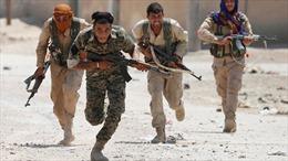 Tấn công 'thủ đô mới' của IS, lực lượng do Mỹ hậu thuẫn tiêu diệt 50 tên khủng bố