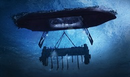 Ly kỳ hành trình CIA Mỹ 'đánh cắp' tàu ngầm Liên Xô chìm dưới đáy biển