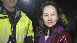 CFO Huawei Mạnh Vãn Chu nói gì sau khi được bảo lãnh tại ngoại