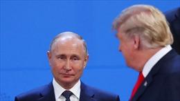 Tổng thống Putin làm rõ lập trường với Tổng thống Mỹ về cuộc khủng hoảng Ukraine