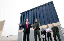 Hạ viện Mỹ đồng ý chi 5,7 tỉ USD cho Tổng thống Trump xây tường biên giới
