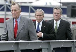 Tổng thống Trump sẽ dự tang lễ cố Tổng thống Bush 'cha'