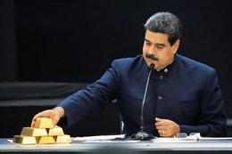 Thổ Nhĩ Kỳ khuyên Venezuela gửi vàng dự trữ tới những nước thân thiện