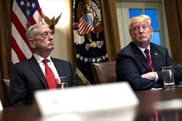 Tổng thống Trump chật vật tìm người lãnh đạo Lầu Năm Góc