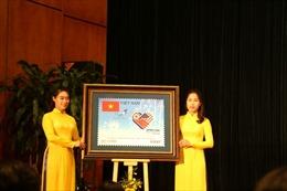 Phát hành đặc biệt bộ tem 'Chào mừng Hội nghị thượng đỉnh Hoa Kỳ-Triều Tiên tại Hà Nội'
