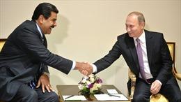 Nga phản hồi về kế hoạch sơ tán Tổng thống Maduro khỏi Venezuela giữa khủng hoảng