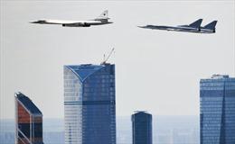 Mỹ dàn tên lửa ở Romania, Nga điều máy bay ném bom chiến lượcTu-22 tới Crimea
