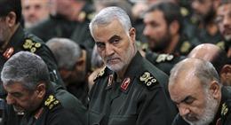 Iran 'bắn' tín hiệu gì với Mỹkhi thay Tư lệnh Vệ binh Cách mạng Hồi giáo