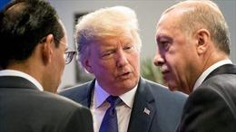 Căng với Mỹ, Thổ Nhĩ Kỳ có thể chỉ còn lại cái tên trong NATO?