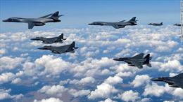 Cuộc chạm trán chưa có tiền lệ của máy bay quân sự Nga-Hàn-Nhật-Trung