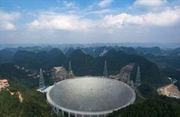 Trung Quốc 'săn' người ngoài hành tinh bằng kính viễn vọng lớn nhất thế giới