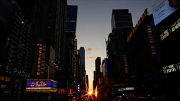 Mất điện diện rộng làm tê liệt Manhattan, New York