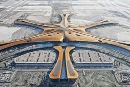 Chiêm ngưỡng siêu sân bay đẹp choáng ngợp ở Bắc Kinh