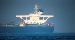 Mỹ phát lệnh bắt tàu chở dầu Iran sau khi vừa được Gibraltar trả tự do